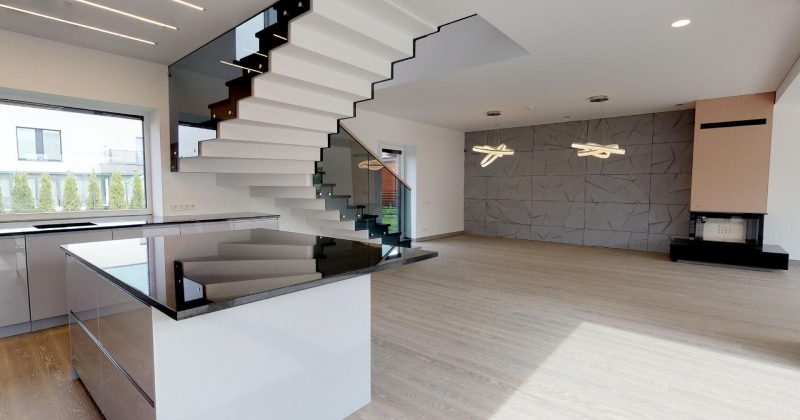 2 aukštų namas Vytėnuose